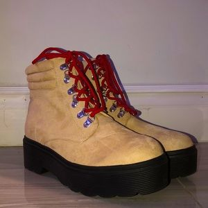 forever 21 Ankle Booties